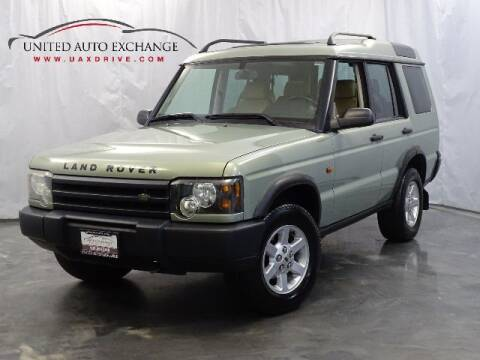 2003 Land Rover Discovery for sale at United Auto Exchange in Addison IL