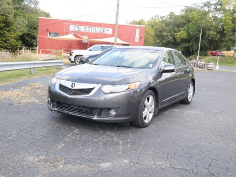 2009 Acura TSX for sale at Tom Roush Budget Westfield in Westfield IN