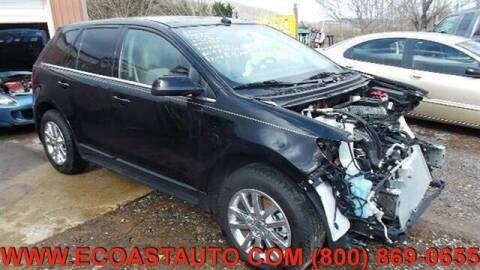 2012 Ford Edge for sale at East Coast Auto Source Inc. in Bedford VA