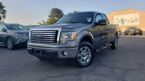 2011 Ford F-150 for sale at PRESTIGE PRE OWNED INC in Campbell CA