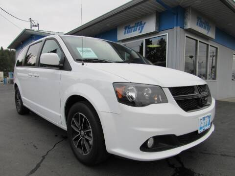 2018 Dodge Grand Caravan for sale at Thrifty Car Sales SPOKANE in Spokane Valley WA
