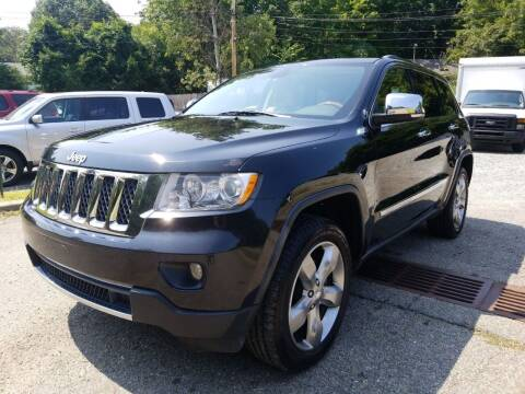 2011 Jeep Grand Cherokee for sale at AMA Auto Sales LLC in Ringwood NJ