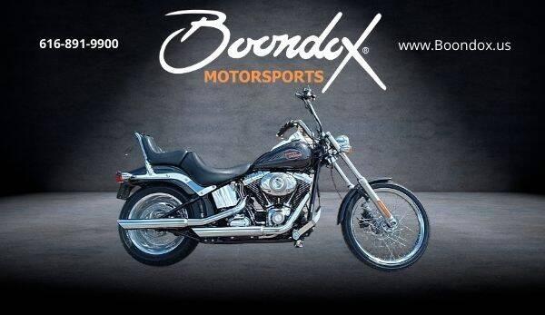 2008 Harley-Davidson FXSTC for sale at Boondox Motorsports in Caledonia MI
