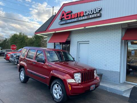 2012 Jeep Liberty for sale at AG AUTOGROUP in Vineland NJ