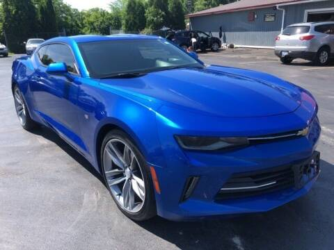 2018 Chevrolet Camaro for sale at Newcombs Auto Sales in Auburn Hills MI