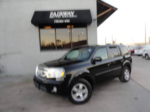 2010 Honda Pilot for sale at FAIRWAY AUTO SALES, INC. in Melrose Park IL