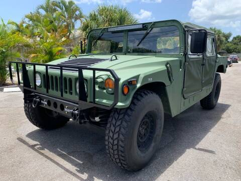 1992 HUMMER H1 for sale at American Classics Autotrader LLC in Pompano Beach FL