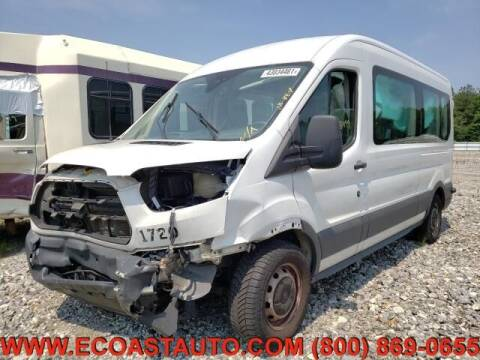 2018 Ford Transit Passenger for sale at East Coast Auto Source Inc. in Bedford VA
