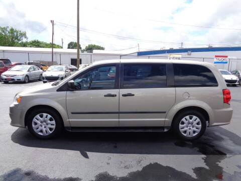 2014 Dodge Grand Caravan for sale at Cars Unlimited Inc in Lebanon TN