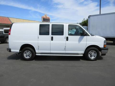 2019 Chevrolet Express Cargo for sale at Norco Truck Center in Norco CA