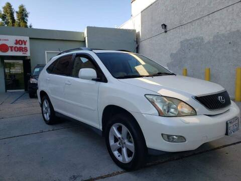2006 Lexus RX 330 for sale at Joy Motors in Los Angeles CA