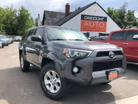 2016 Toyota 4Runner for sale at Discount Auto Brokers Inc. in Lehi UT