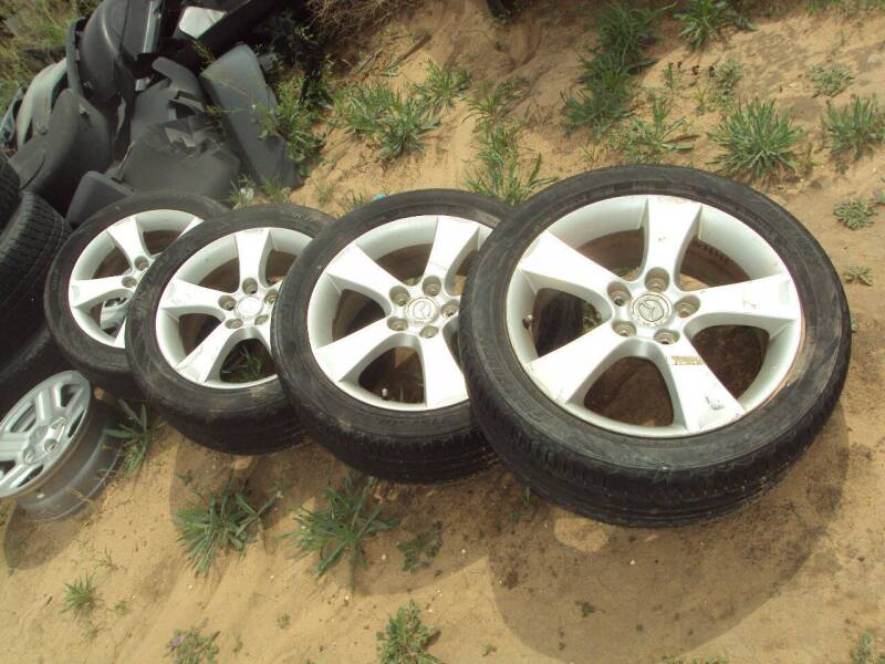 Mazda TIRES for sale at BENHAM AUTO INC - Peace of Mind Auto Collision and Repair in Lubbock TX