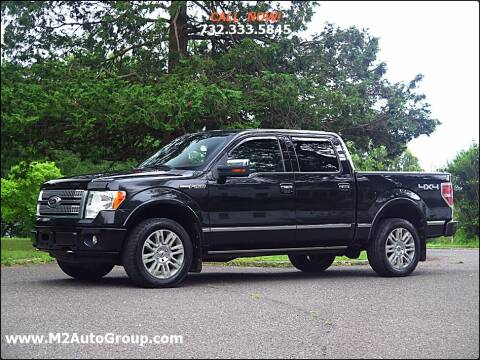 2010 Ford F-150 for sale at M2 Auto Group Llc. EAST BRUNSWICK in East Brunswick NJ
