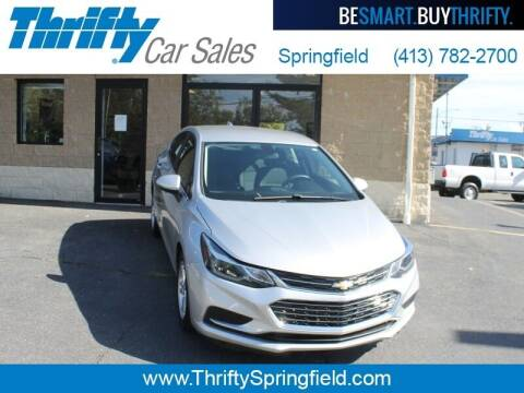 2018 Chevrolet Cruze for sale at Thrifty Car Sales Springfield in Springfield MA