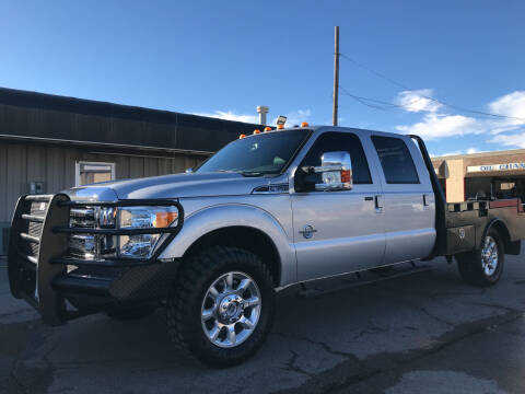 2016 Ford F-350 Super Duty for sale at NORRIS AUTO SALES in Oklahoma City OK