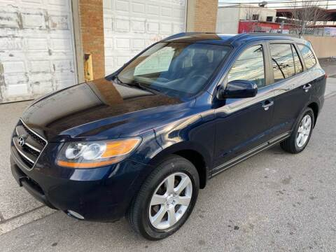 2008 Hyundai Santa Fe for sale at Jordan Auto Group in Paterson NJ