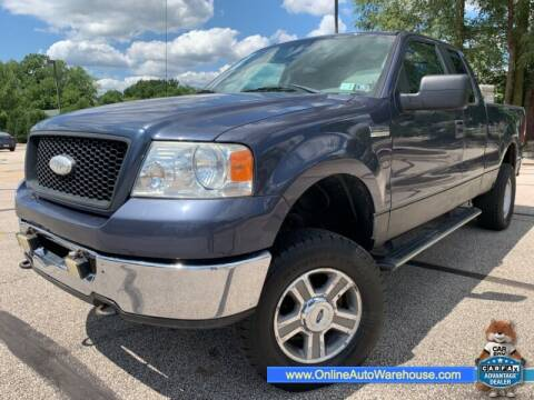 2006 Ford F-150 for sale at IMPORTS AUTO GROUP in Akron OH