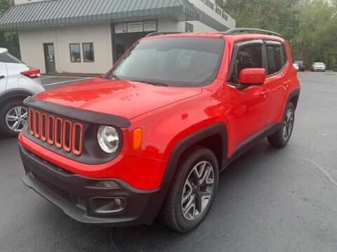 2018 Jeep Renegade for sale at Lighthouse Auto Sales in Holland MI