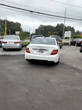 2012 Mercedes-Benz C-Class for sale at Nima Auto Sales and Service in North Charleston SC