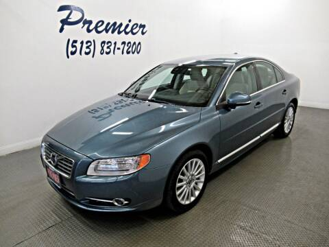 2012 Volvo S80 for sale at Premier Automotive Group in Milford OH