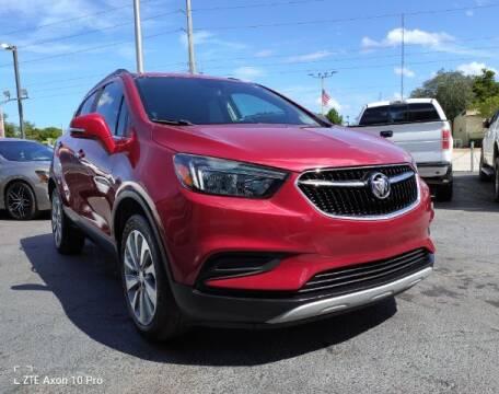 2017 Buick Encore for sale at Start Auto Liquidation Center in Miramar FL