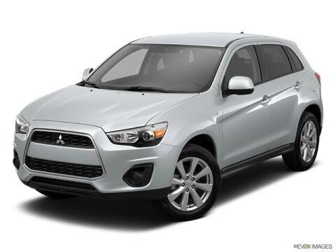 2015 Mitsubishi Outlander Sport for sale at Ken Wilson Ford in Canton NC