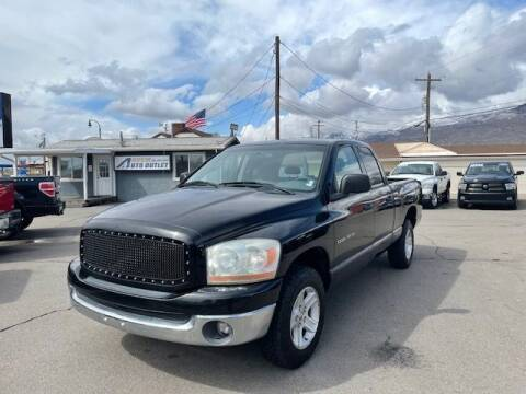 2006 Dodge Ram Pickup 1500 for sale at Orem Auto Outlet in Orem UT