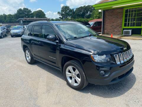 2015 Jeep Compass for sale at Super Wheels-N-Deals in Memphis TN