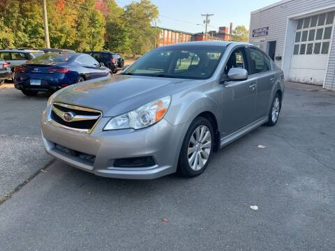 2010 Subaru Legacy for sale at Manchester Auto Sales in Manchester CT