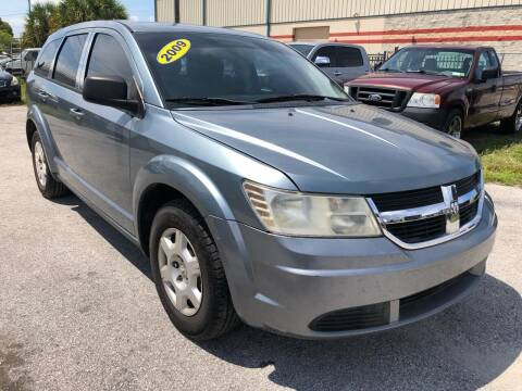 2009 Dodge Journey for sale at Marvin Motors in Kissimmee FL