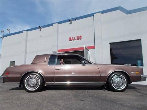 1983 Oldsmobile Toronado for sale at Euro-Tech Saab in Wichita KS