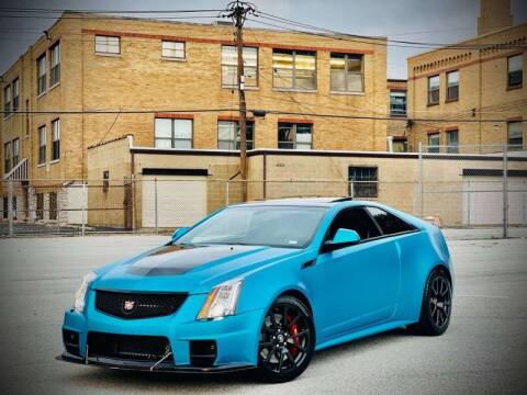 2014 Cadillac CTS-V for sale at ARCH AUTO SALES in Saint Louis MO