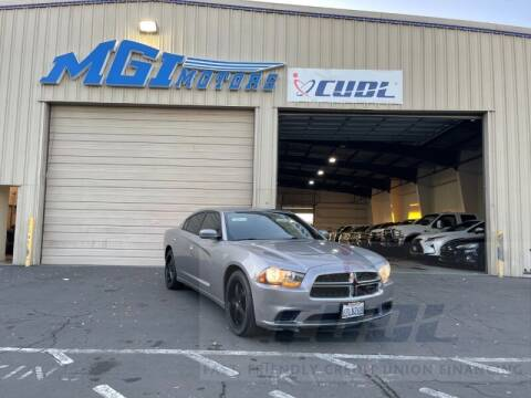 2011 Dodge Charger for sale at MGI Motors in Sacramento CA