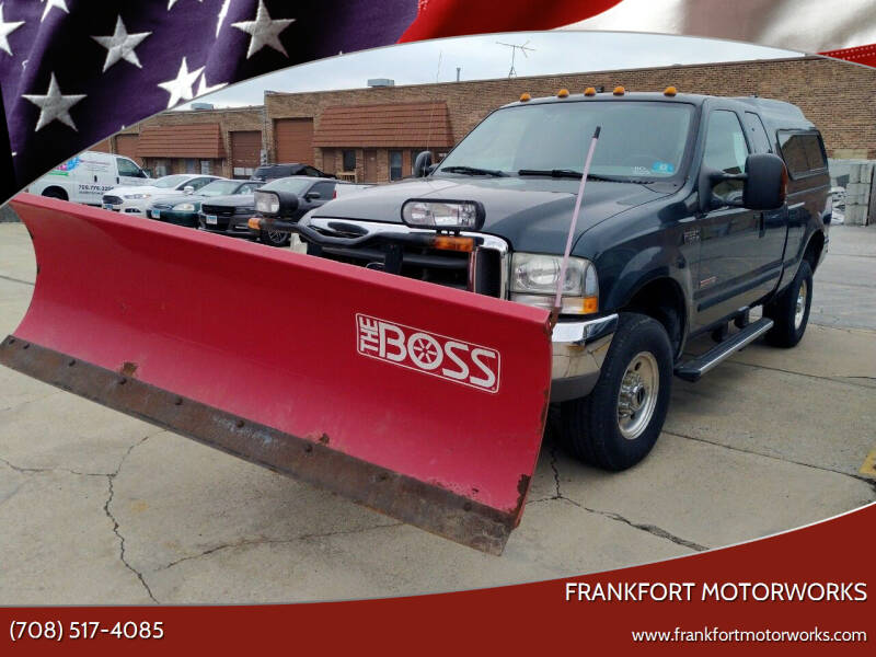 2004 Ford F-350 Super Duty for sale at Frankfort Motorworks in Frankfort IL