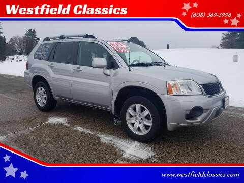 2011 Mitsubishi Endeavor for sale at Westfield Classics in Westfield WI