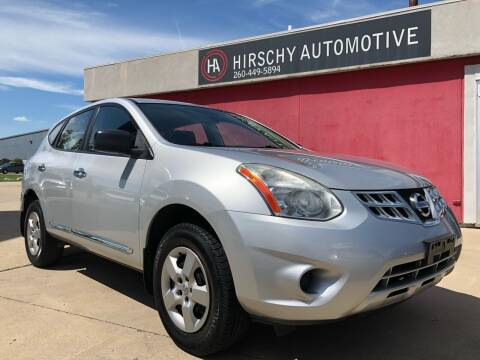 2011 Nissan Rogue for sale at Hirschy Automotive in Fort Wayne IN