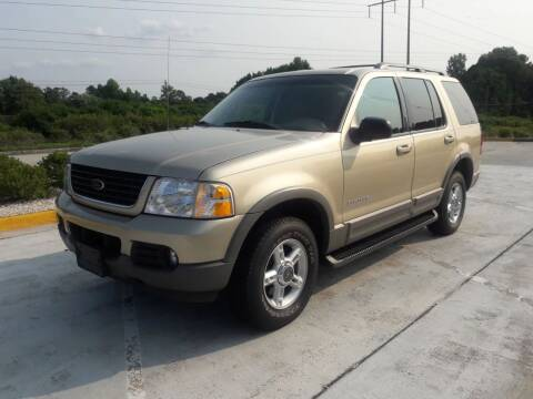 2002 Ford Explorer for sale at Don Roberts Auto Sales in Lawrenceville GA