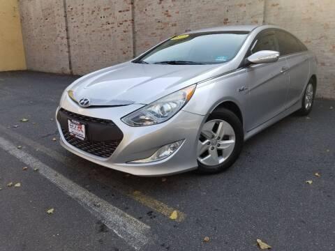 2011 Hyundai Sonata Hybrid for sale at GTR Auto Solutions in Newark NJ