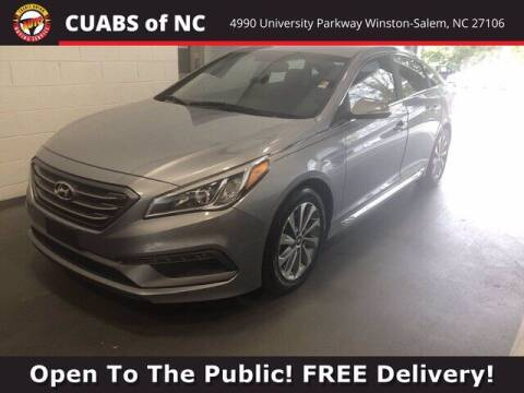 2015 Hyundai Sonata for sale at Summit Credit Union Auto Buying Service in Winston Salem NC