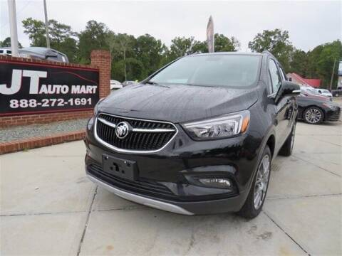 2018 Buick Encore for sale at J T Auto Group in Sanford NC