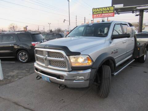 2016 RAM Ram Chassis 4500 for sale at Hanna's Auto Sales in Indianapolis IN