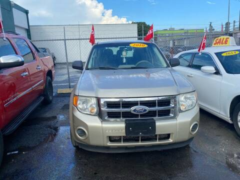 2010 Ford Escape for sale at Dream Cars 4 U in Hollywood FL