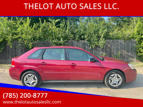 2007 Chevrolet Malibu Maxx for sale at THELOT AUTO SALES LLC. in Lawrence KS