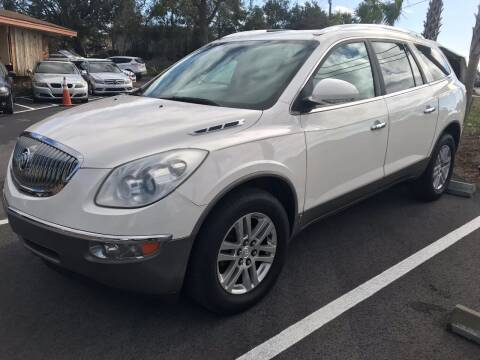 2009 Buick Enclave for sale at Gulf Financial Solutions Inc DBA GFS Autos in Panama City Beach FL