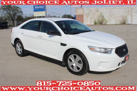 2014 Ford Taurus for sale at Your Choice Autos - Joliet in Joliet IL
