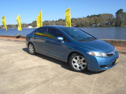 2009 Honda Civic for sale at Lake Carroll Auto Sales in Carrollton GA