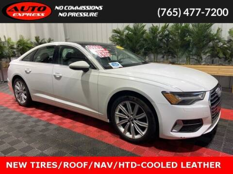 2019 Audi A6 for sale at Auto Express in Lafayette IN