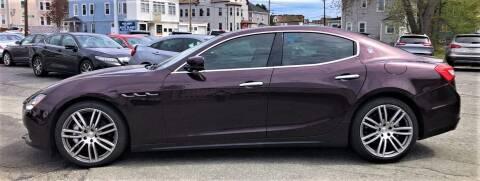 2014 Maserati Ghibli for sale at Top Line Import of Methuen in Methuen MA