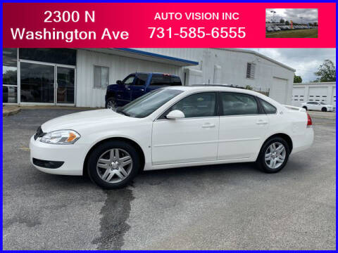 2006 Chevrolet Impala for sale at Auto Vision Inc. in Brownsville TN